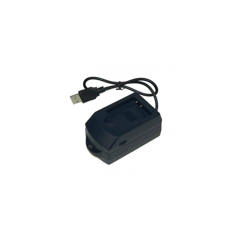 Nabíjačka Avacom 152 pro Li-ion akumulátor Olympus Li-50B, Sony NP-BK1 (NADI-E152-USB)