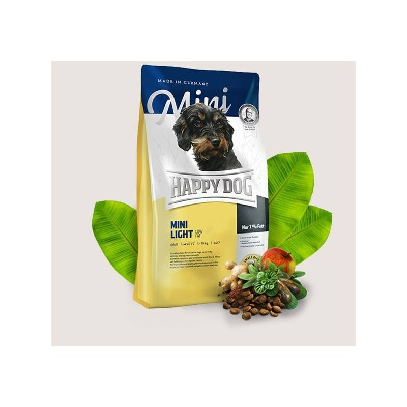 Granule HAPPY DOG MINI Light - Low Fat 4 kg