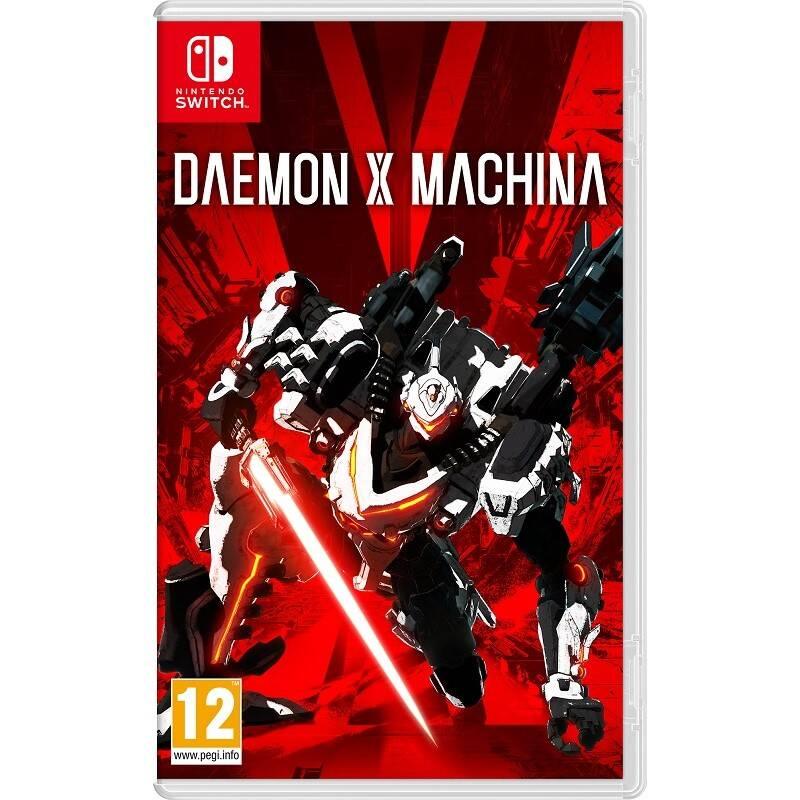 Hra Nintendo SWITCH Daemon X Machina (NSS116)