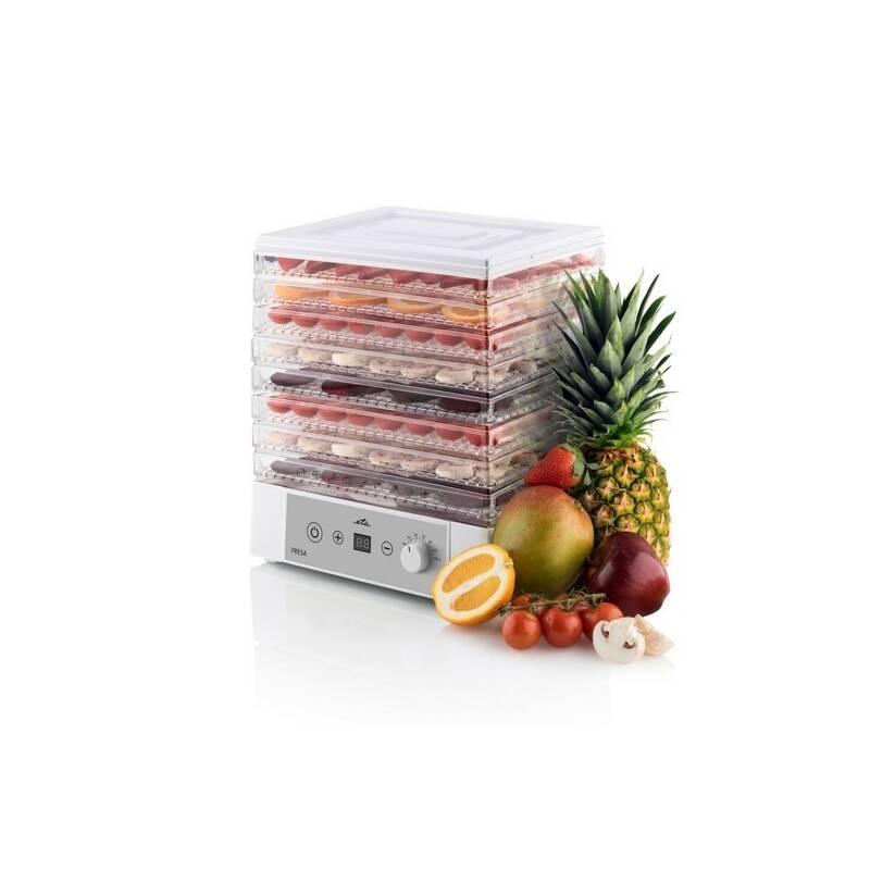 Sušička ovocia ETA Fresa 630190000 biela + Doprava zadarmo