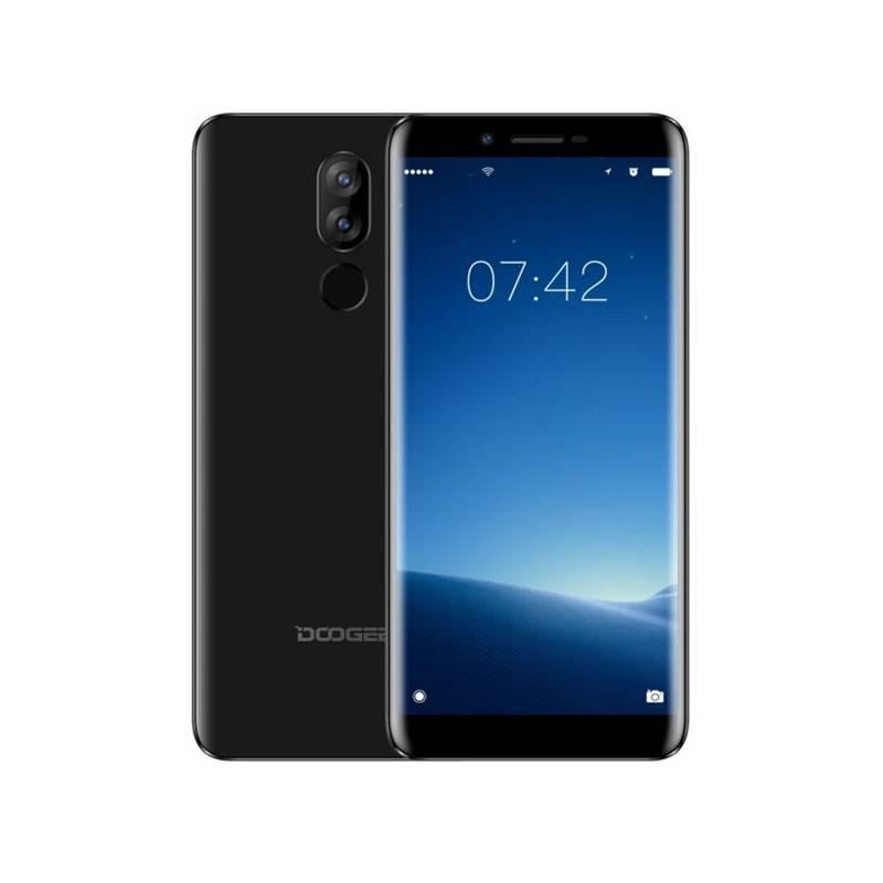 Mobilný telefón Doogee X60L Dual SIM (6924351653118) čierny + Doprava zadarmo