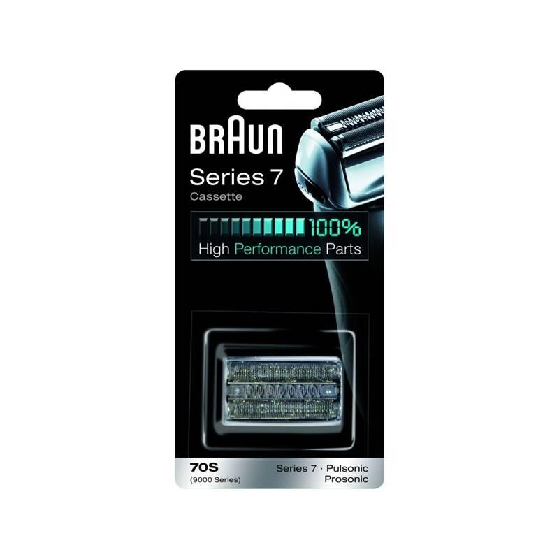 Príslušenstvo pre holiace strojčeky Braun CombiPack Series 7 - 70S