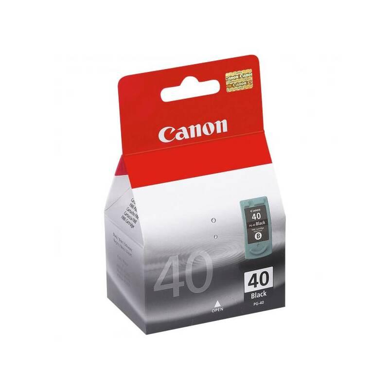 Cartridge Canon PG40, 615 stran, (0615B001) čierna
