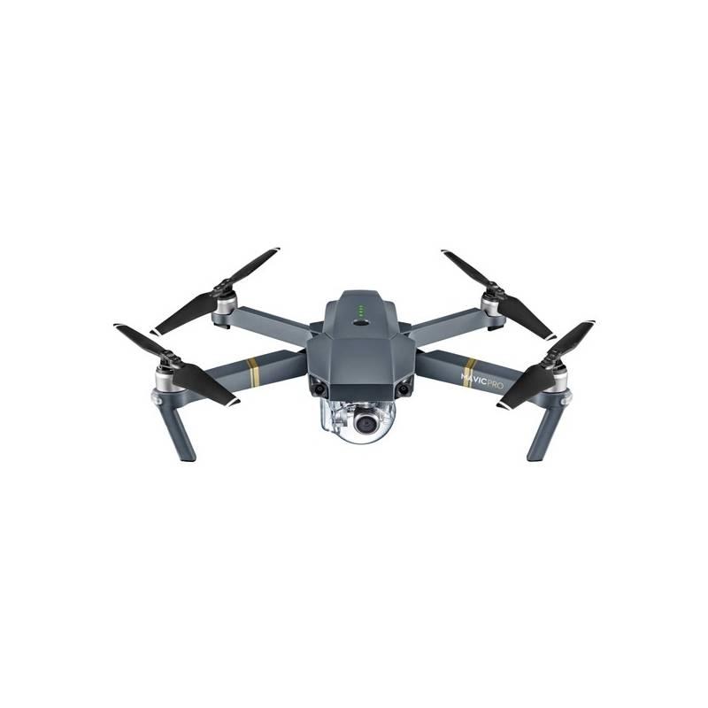 Dron DJI Mavic Pro Fly More Combo, 4K Full HD kamera (DJIM0250C) sivý + Doprava zadarmo