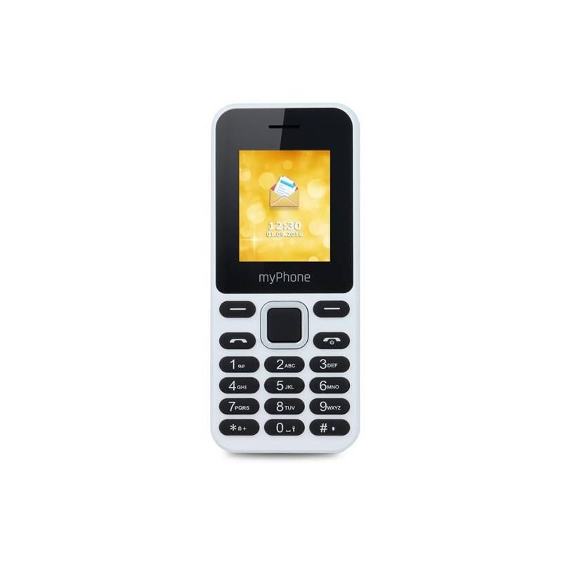 Mobilný telefón myPhone 3310 DUAL SIM (TELMY3310WH) biely
