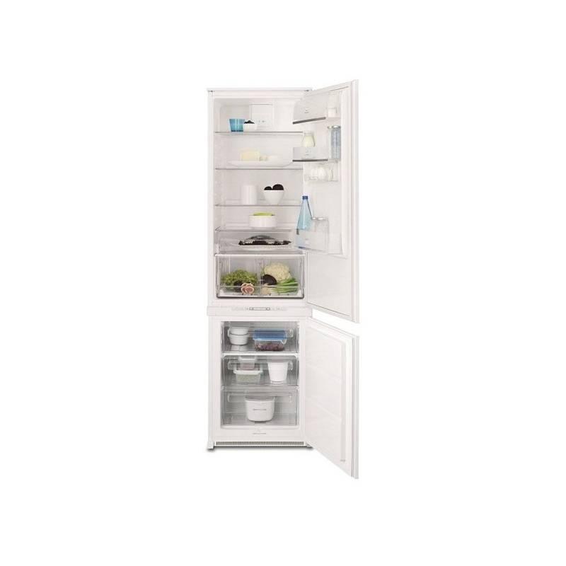 Kombinácia chladničky s mrazničkou Electrolux ENG2804AOW + Doprava zadarmo