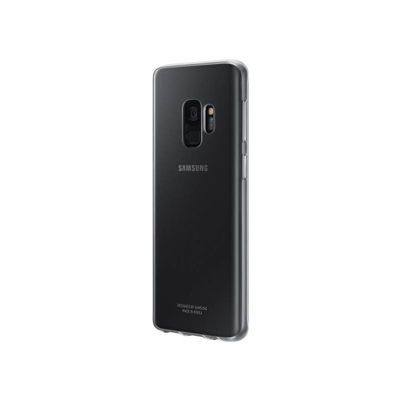 Kryt na mobil Samsung Clear Cover pro Galaxy S9 (EF-QG960TTEGWW) priehľadný