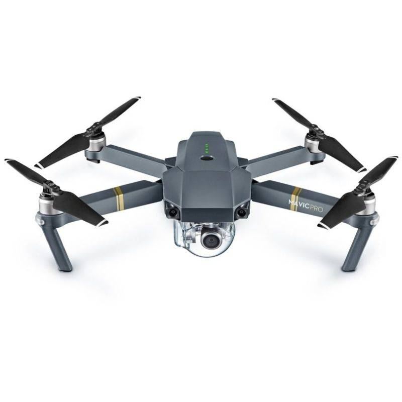 Dron DJI Mavic Pro, 4K Full HD kamera (DJIM0250) sivý
