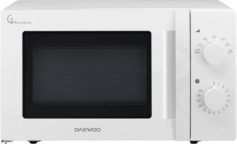 Mikrovlnná rúra DAEWOO KOR 7G87WW (430218)