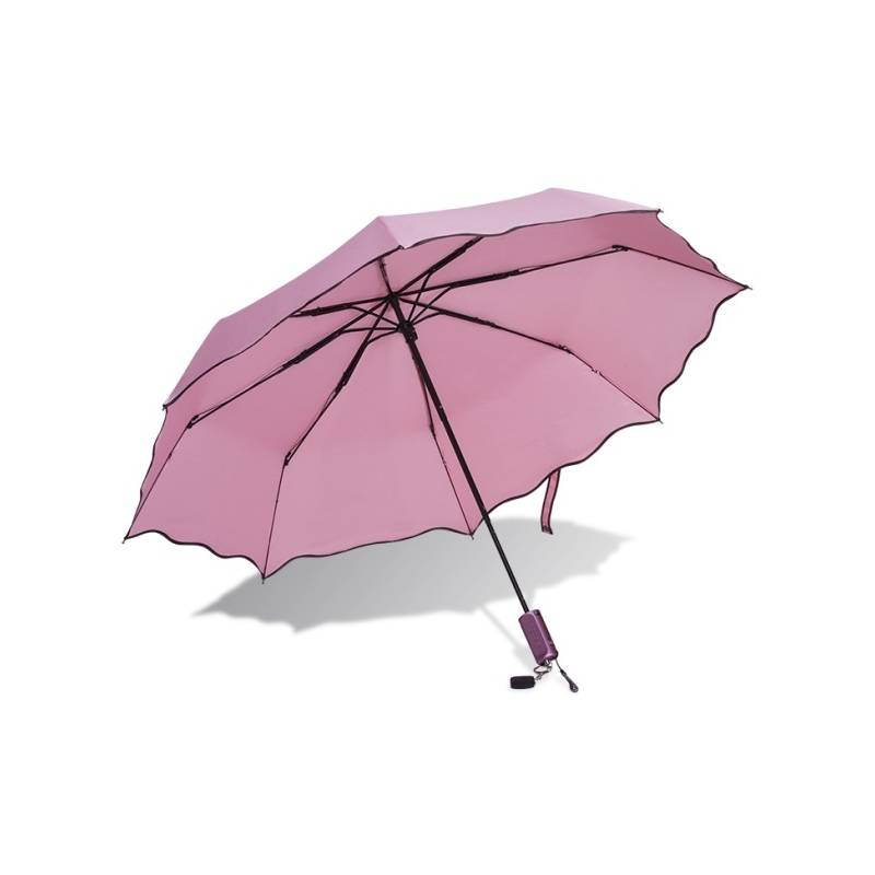 Selfie tyč Papaler P103 s deštníkem (P103) ružový