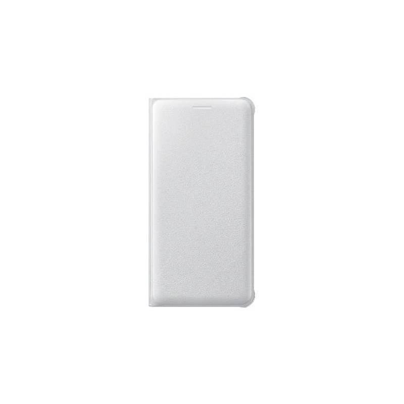 Puzdro na mobil flipové Samsung pro Galaxy A5 2016 (EF-WA510P) (EF-WA510PWEGWW) biele