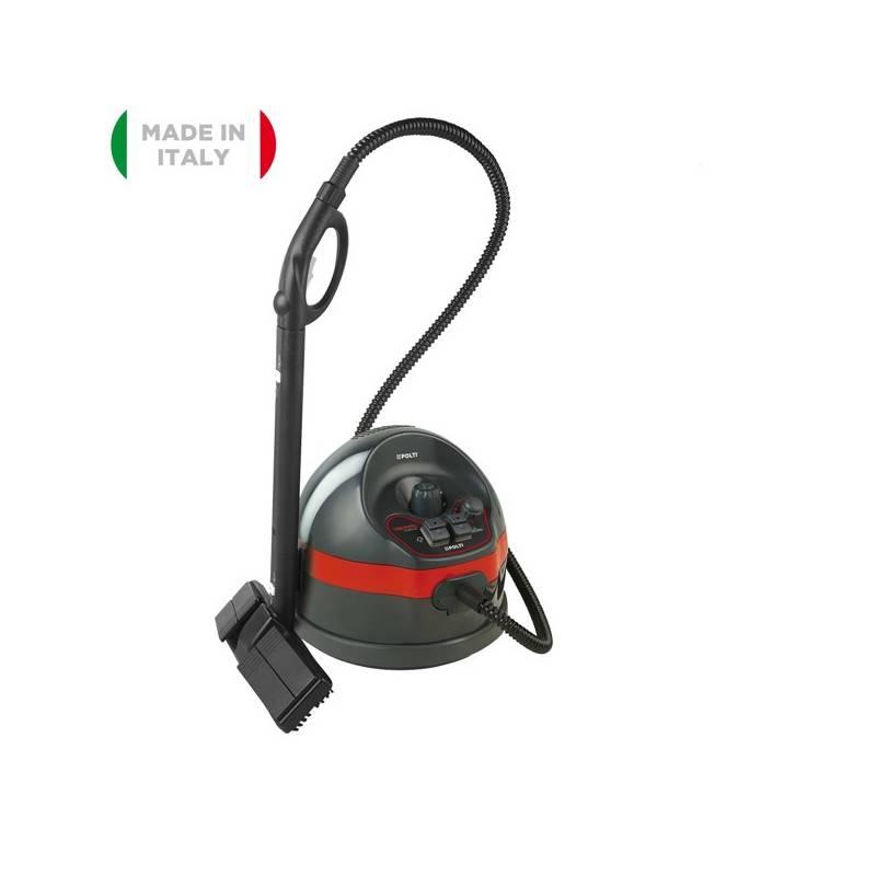 Parný čistič Polti VAPORETTO CLASSIC 55 sivý/červený