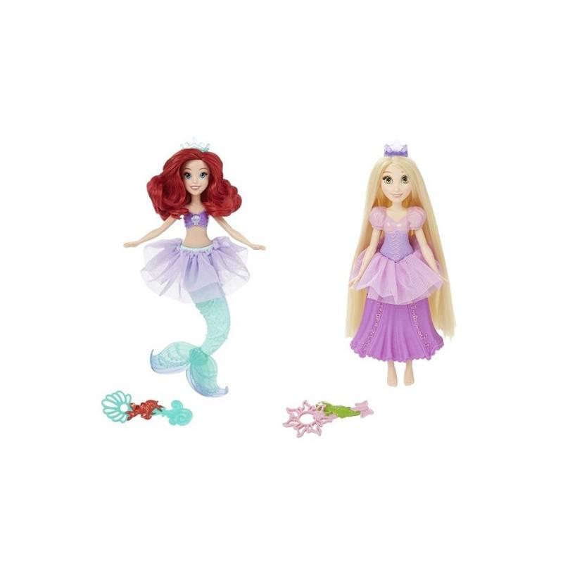 Bábika Hasbro Disney Princess s bublifukem