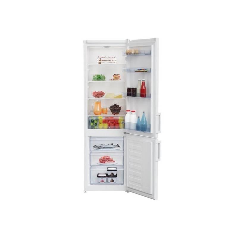 Kombinácia chladničky s mrazničkou Beko RCSA 300 K21W (443498) + Doprava zadarmo