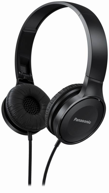 Sluchátka Panasonic RP-HF100E-K (RP-HF100E-K) černá