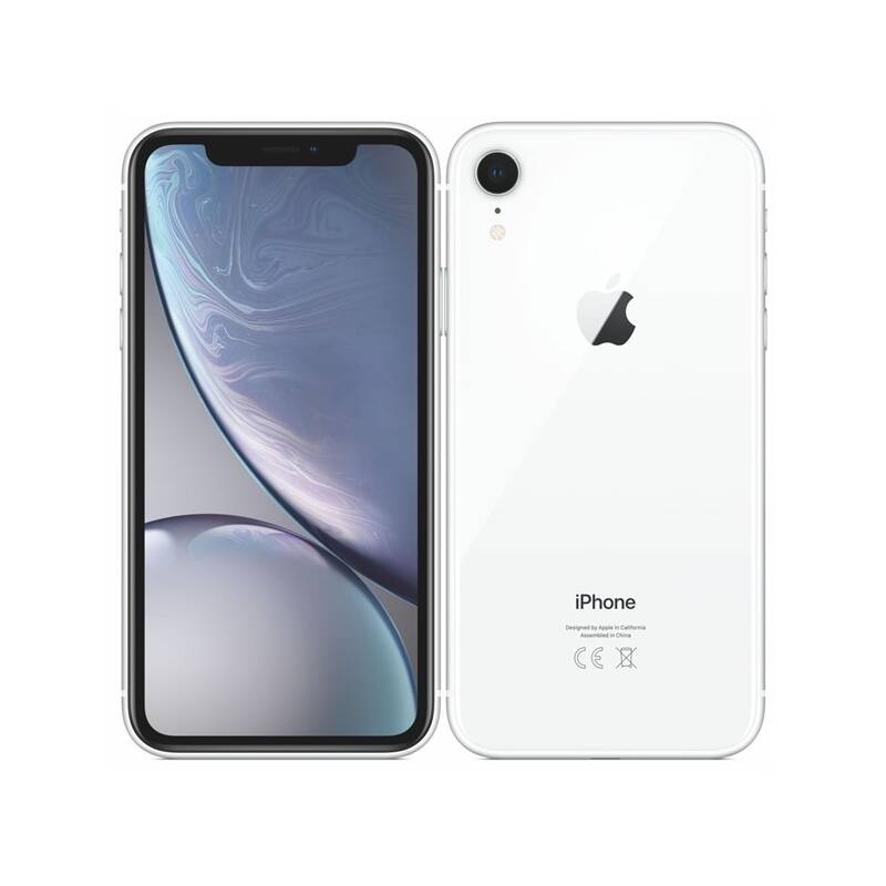Mobilný telefón Apple iPhone XR 64 GB - white (MRY52CN/A) + Doprava zadarmo