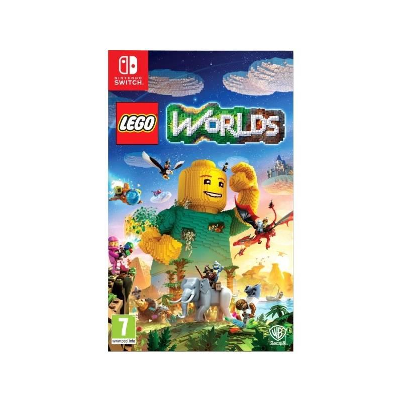 Hra Ostatní Switch Lego Worlds (NSS407)