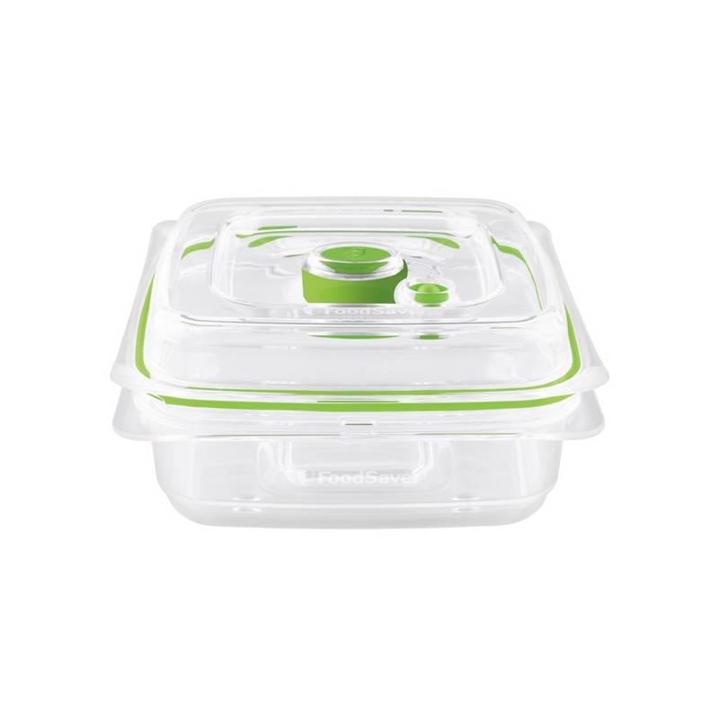 Dóza na potraviny Bionaire FoodSaver Fresh FFC003X zelená/průhledná