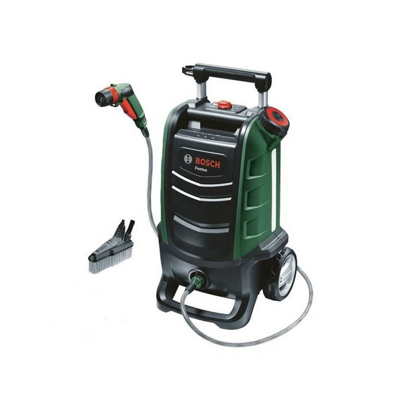 Vysokotlakový čistič Bosch Fontus (bez baterie a nabíječky) (0.600.8B6.001) + Doprava zadarmo