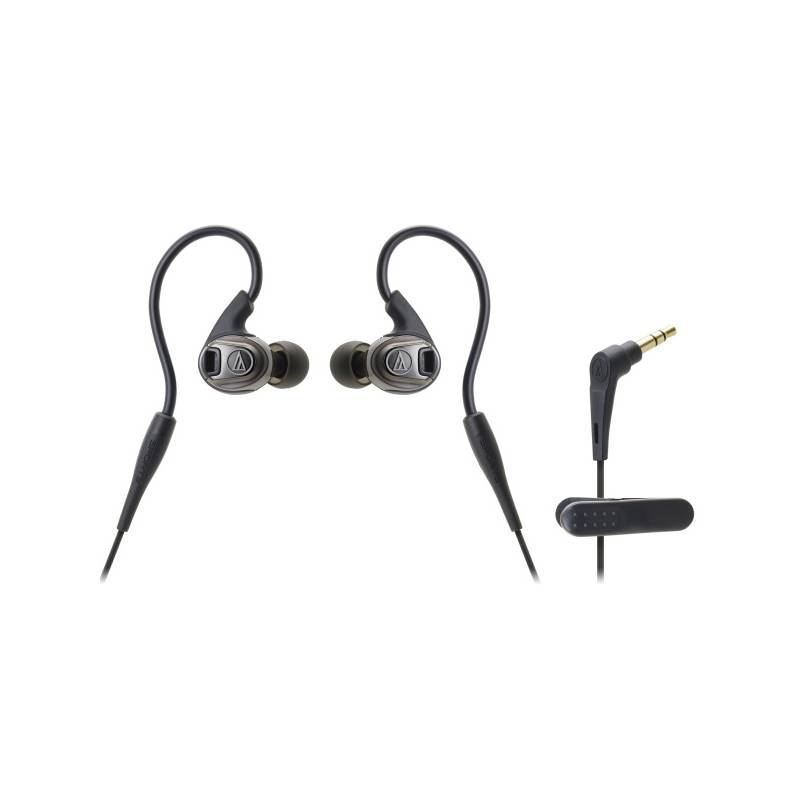 Slúchadlá Audio-technica ATH-Sport3 (AU ATH-Sport3 BK) čierna