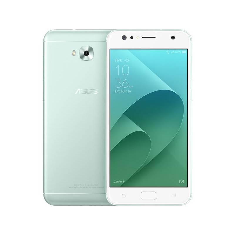Mobilný telefón Asus ZenFone 4 Selfie (ZD553KL-5N059WW) (ZD553KL-5N059WW) zelený + Doprava zadarmo