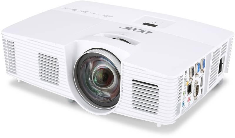 Projektor Acer S1383WHne (MR.JK211.001) biely + Doprava zadarmo