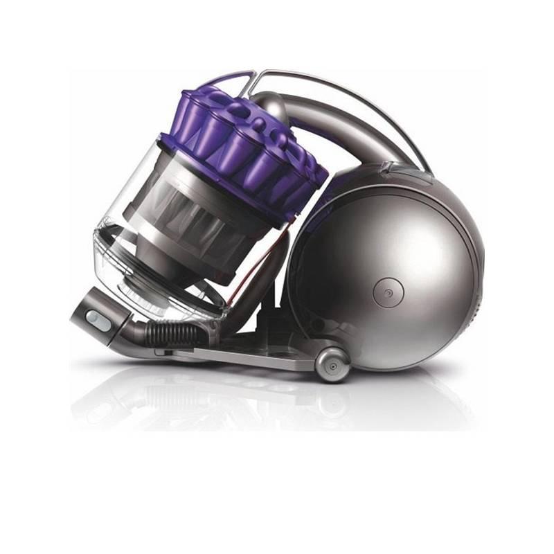 Vysávač podlahový Dyson Ball Parquet + sivý/modrý + Doprava zadarmo