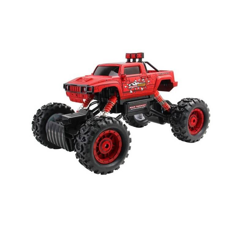 RC auto Buddy Toys BRC 14.614 RC Rock Climber - červená