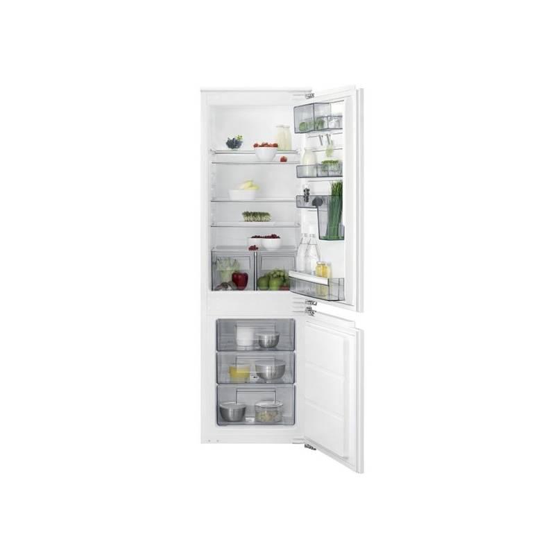 Kombinácia chladničky s mrazničkou AEG Mastery SCB61824LF + Doprava zadarmo