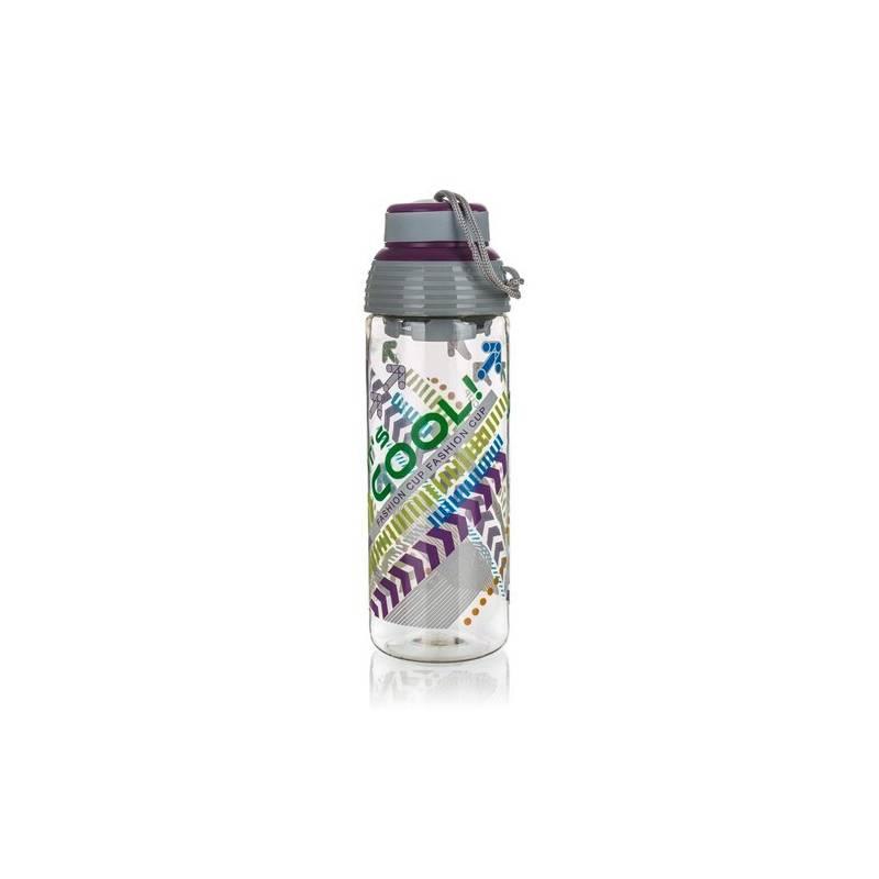Fľaška na pitie BANQUET Quest Race 0,6 l