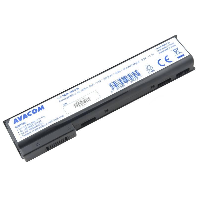 Batéria Avacom HP ProBook 640/650 Li-Ion 10,8V 5800mAh (NOHP-640-P29)