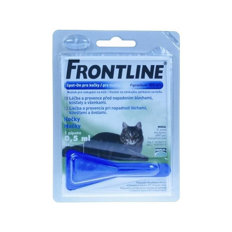 Pipeta Frontline Spot - On Cat 1 x 0,5 ml (malé kočky)