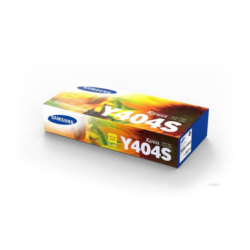 Toner Samsung CLT-Y404S/ELS 1000 str. (CLT-Y404S/ELS) žlutý