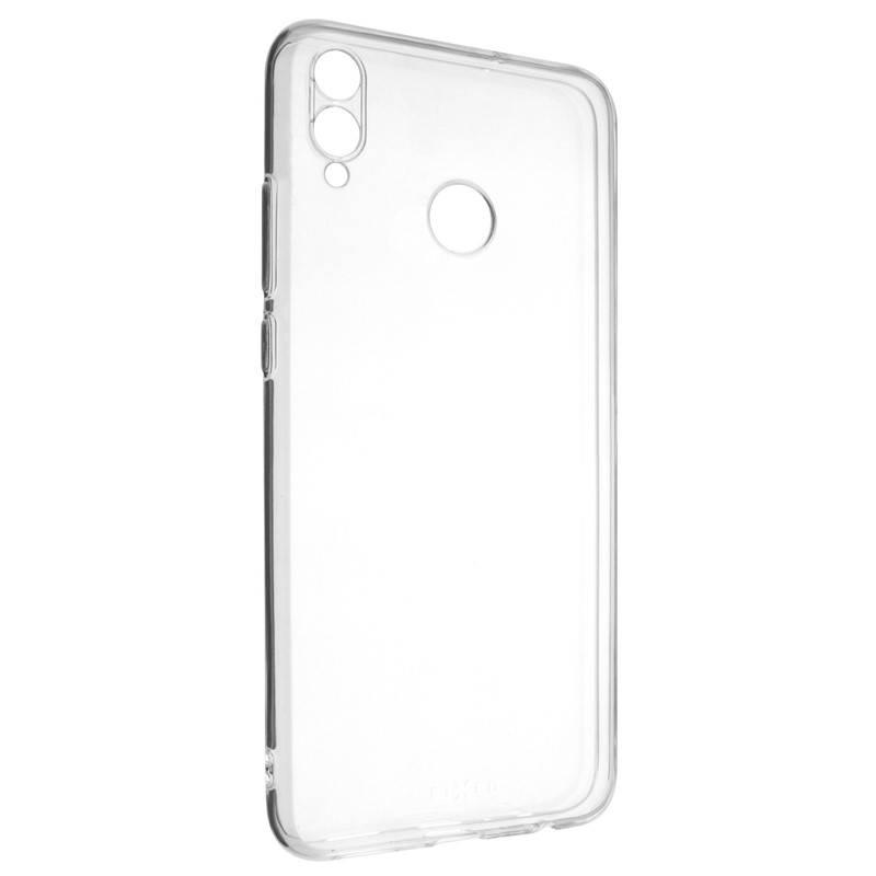 Kryt na mobil FIXED na Honor 8X (FIXTCC-357) priehľadný