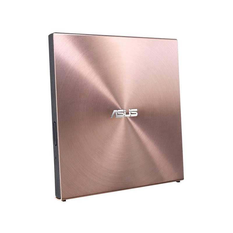 Externá DVD napaľovačka Asus SDRW-08U5S-U slim (90DD0114-M20000/M29000) ružová