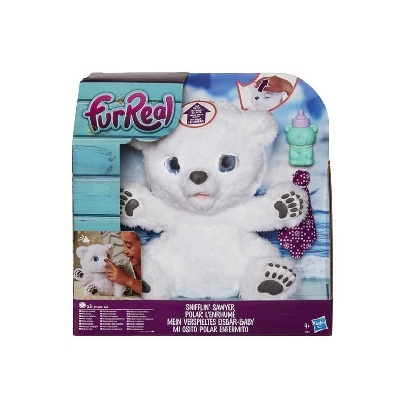 Fur Real Friends Hasbro Lední medvídek