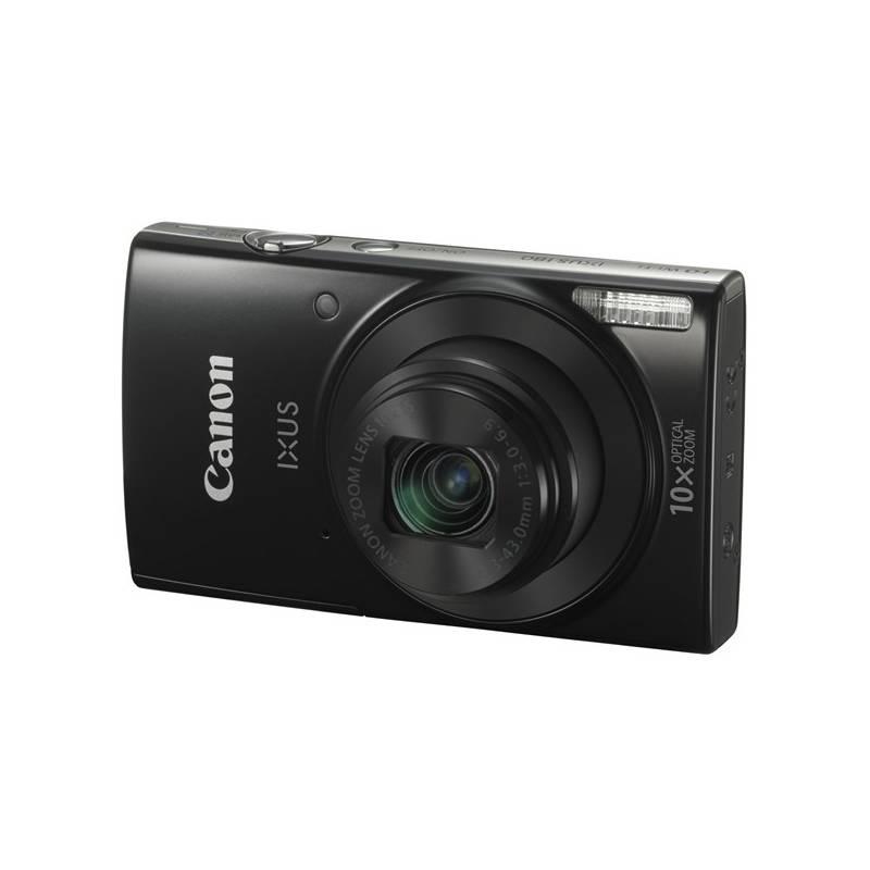 Digitálny fotoaparát Canon IXUS 182 čierny