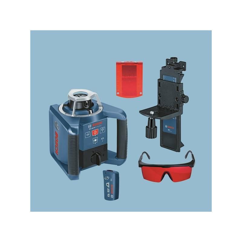 Rotačný laser Bosch GRL 300 HV Set Professional + Doprava zadarmo