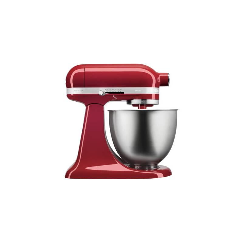 Kuchynský robot KitchenAid Artisan 5KSM3311XEER červený