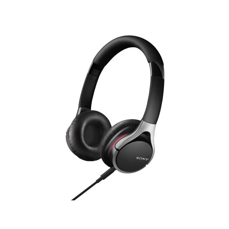 Slúchadlá Sony MDR-10RC (MDR10RCB.CE7) čierna + Doprava zadarmo