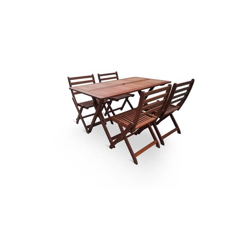 Záhradný nábytok V-Garden Vega 4 + Doprava zadarmo