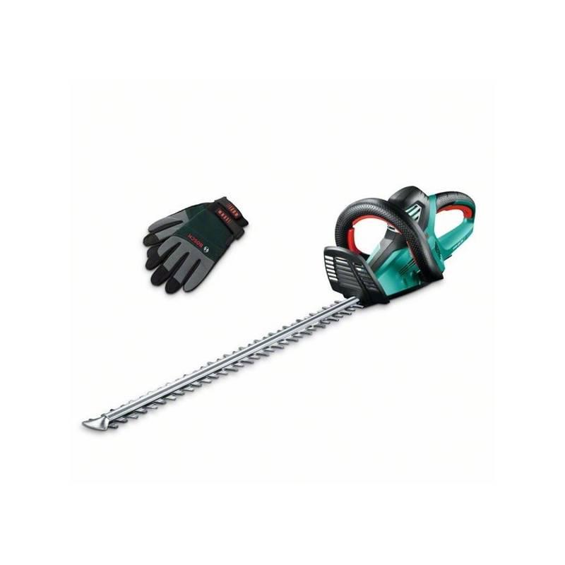 Nožnice na živý plot Bosch AHS 65-34, 0600847J00 Vrtačka Bosch/Klein mini se sadou ručního nářadí