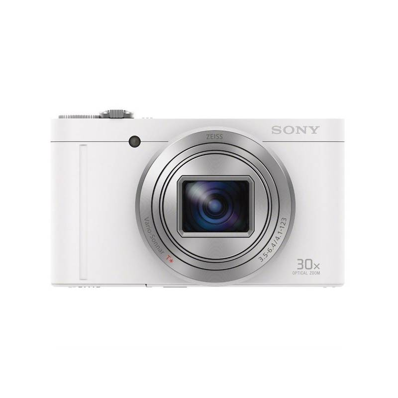 Digitálny fotoaparát Sony Cyber-shot DSC-WX500 biely