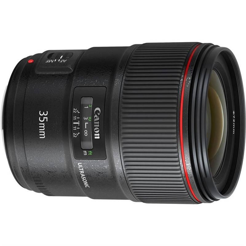 Objektív Canon EF 35mm f/1.4L USM (2512A014AA) čierny