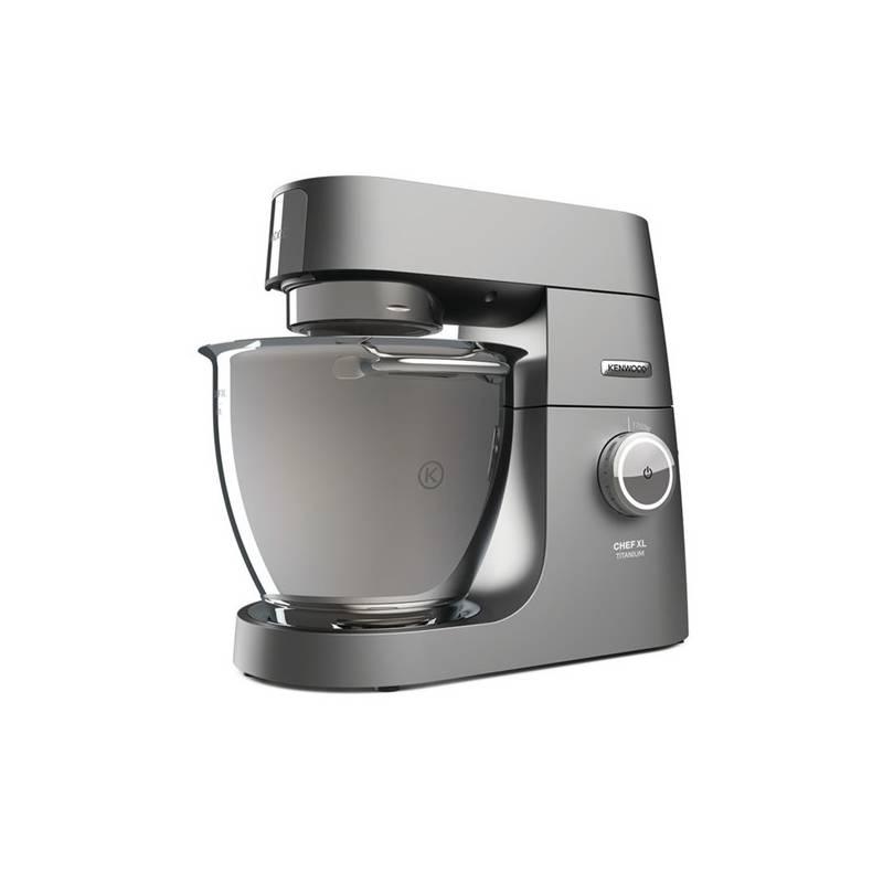 Kuchynský robot Kenwood Chef XL Titanium KVL8400S sivý + Doprava zadarmo