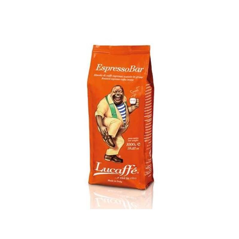 Káva zrnková Lucaffé Espresso Bar 1kg