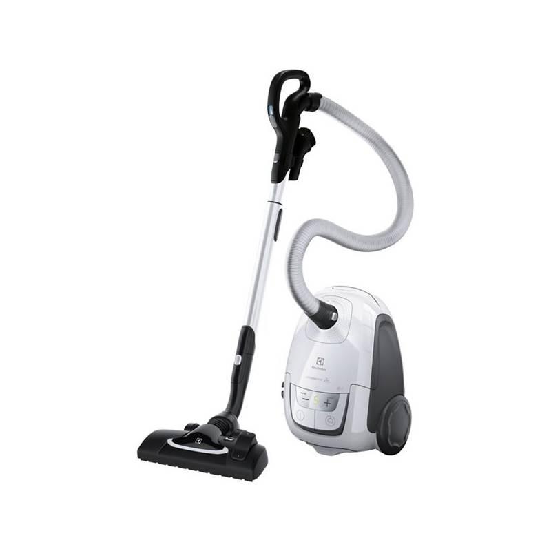 Vysávač podlahový Electrolux UltraSilencer ZEN EUS8ALRGY biely + Doprava zadarmo