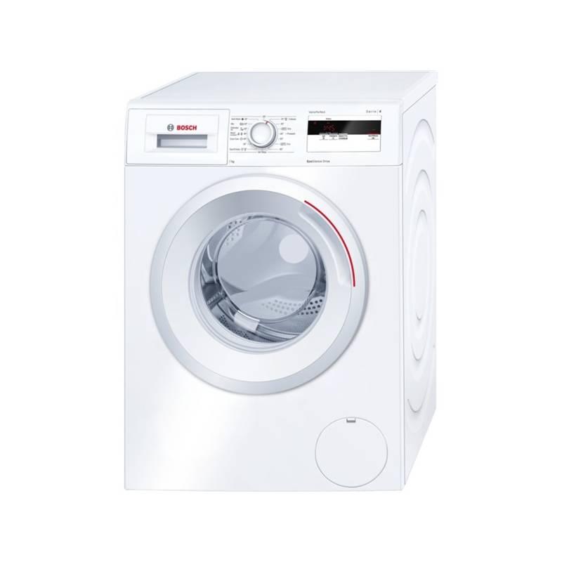 Automatická pračka Bosch WAN24060BY bílá + Bosch 10 let záruka na motor