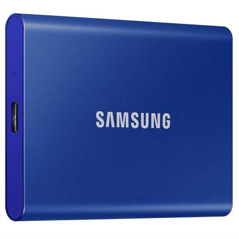 SSD externý Samsung T7 1TB (MU-PC1T0H/WW) modrý