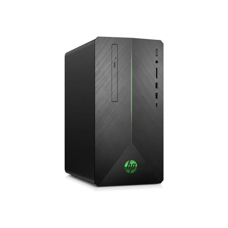 Stolní počítač HP Pavilion Gaming 690-0007nc (4MG96EA#BCM) černý